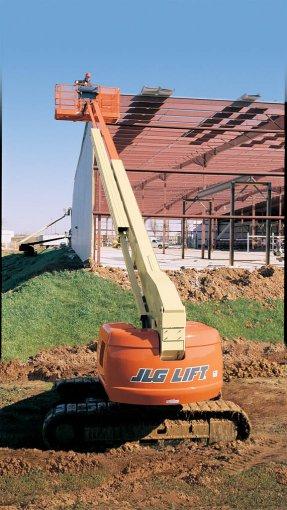 Аренда подъемника JLG 660 SJC
